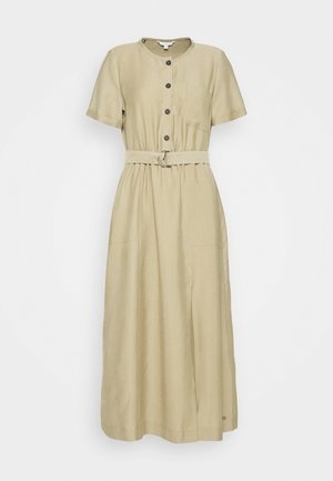 DRESS - Korte jurk - surplus khaki