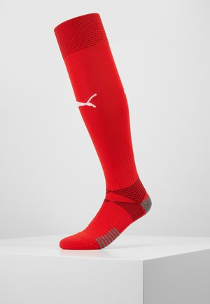 SCHWEIZ SFV HOME REPLICA SOCKS - Knee high socks - red