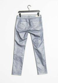 Met - Trousers - blue - 1