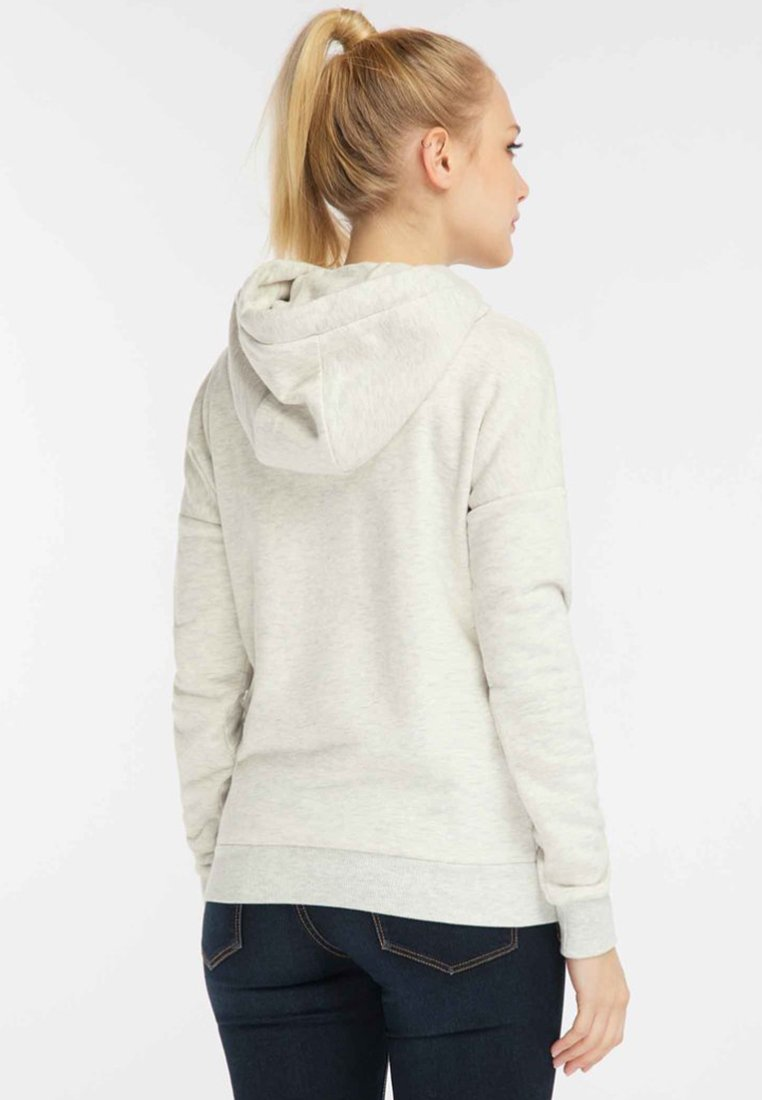 Best Authentic Women's Clothing myMo Hoodie white 9InzYfE7v