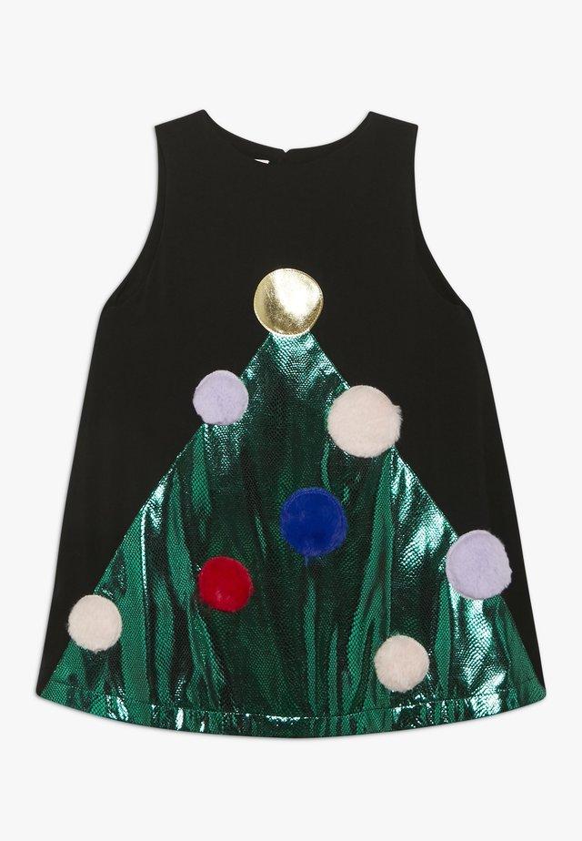 X-MAS - Cocktailkleid/festliches Kleid - black
