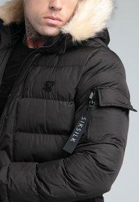 SIKSILK - EXPEDITION - Winter coat - black - 4