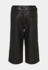 Copenhagen Muse - CROPPED - Shorts - black