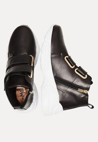 myMo - High-top trainers - black - 2