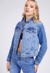 Guess - Denim jacket - blau - 0