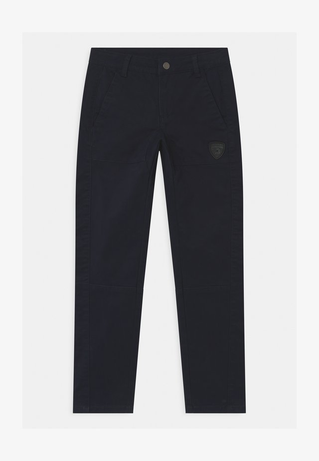 SHIELD SPORTY - Tracksuit bottoms - blue hera