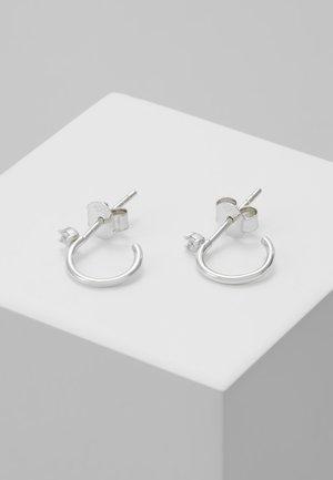 EARRINGS KITA - Kolczyki - silver-coloured
