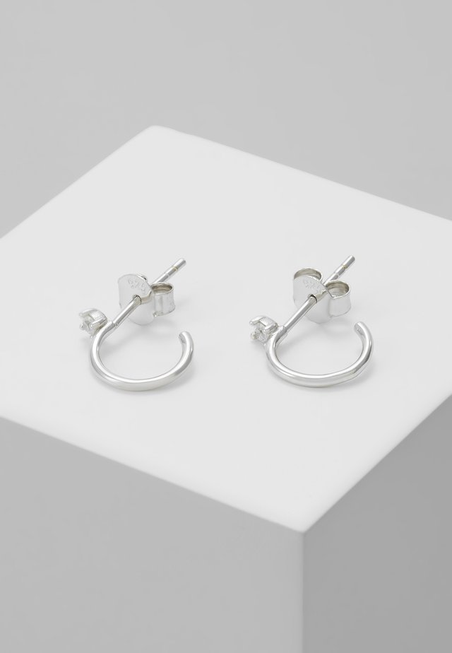 EARRINGS KITA - Náušnice - silver-coloured