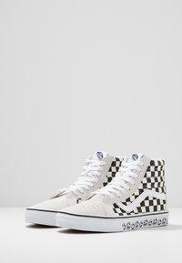 Vans - SK8 REISSUE - High-top trainers - white/black - 2