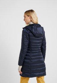 Save the duck - IRIS - Winter coat - blue black - 2