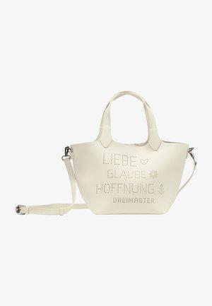 Handbag - wollweiss