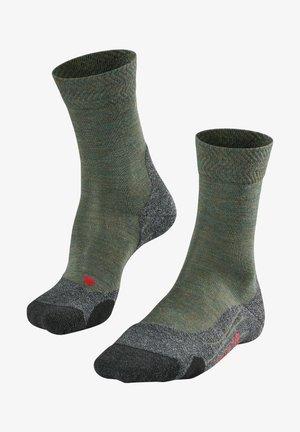 Chaussettes de sport - ivy green