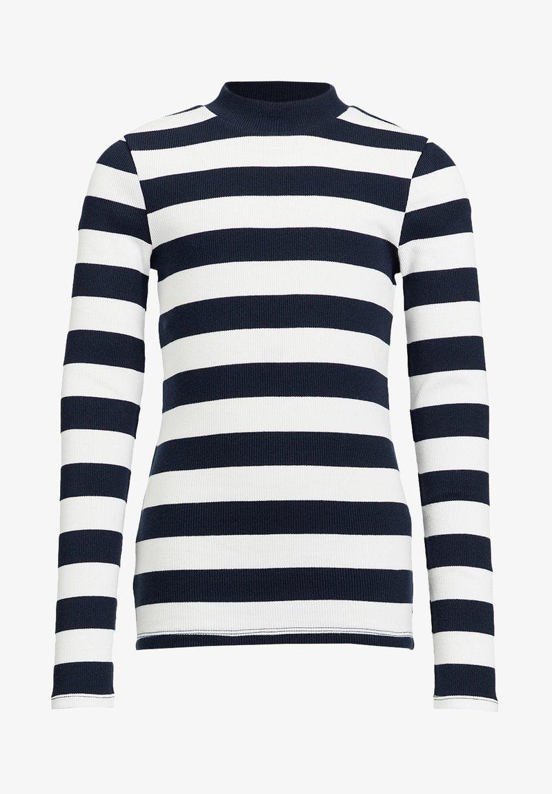 WE Fashion - Long sleeved top - dark blue
