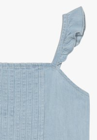 Abercrombie & Fitch - PIN TUCK MATCH  - Blouse - chambray - 4