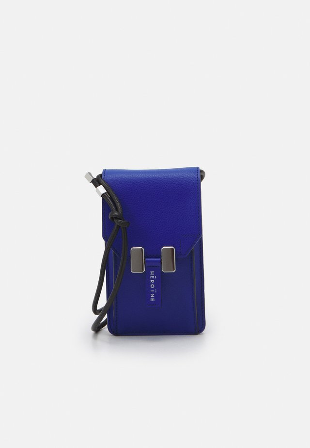 ROMY - Borsa a tracolla - royal blue grained
