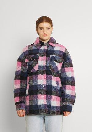 STELLA  JACKET WOMEN - Fleece jacket - light bright pink