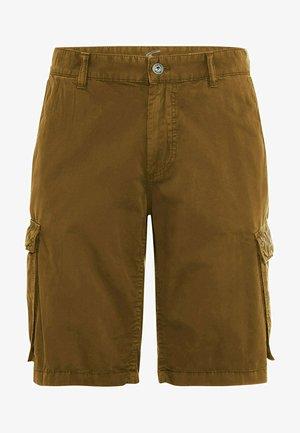REGULAR FIT - Shorts - cinnamon