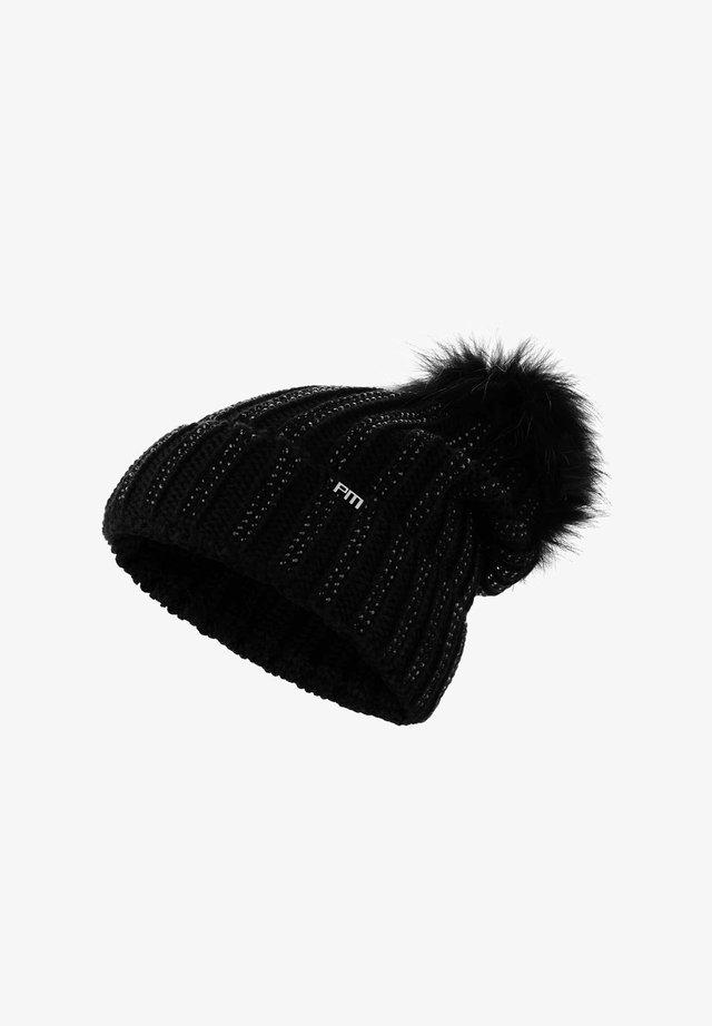 LANZONI - Bonnet - black