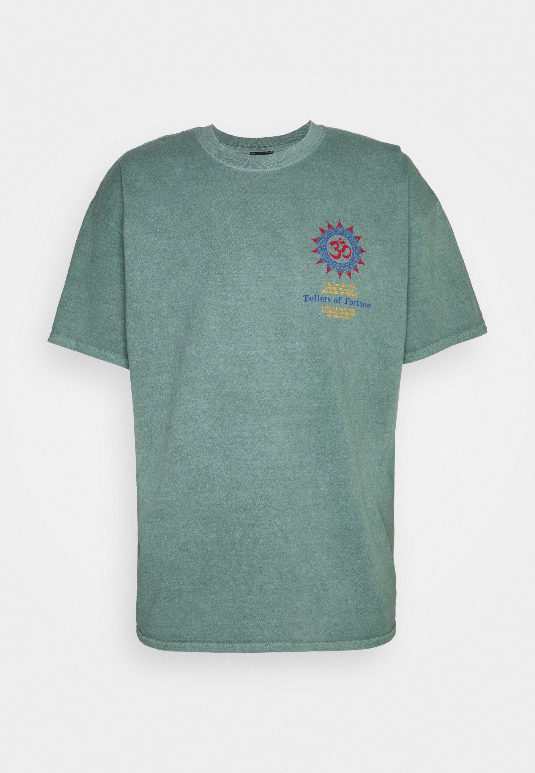 Men FORTUNE TEE UNSEX - Print T-shirt
