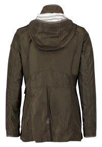 Gil Bret - MIT ABNEHMBARER KAPUZE - Summer jacket - olivgrün - 4