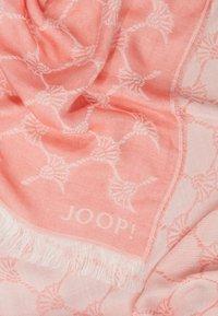 JOOP! - AGNES SCARF - Sjal / Tørklæder - coral - 1