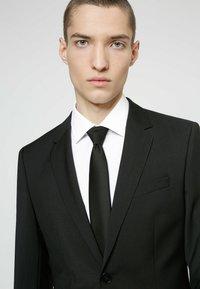 HUGO - Cravatta - black - 0
