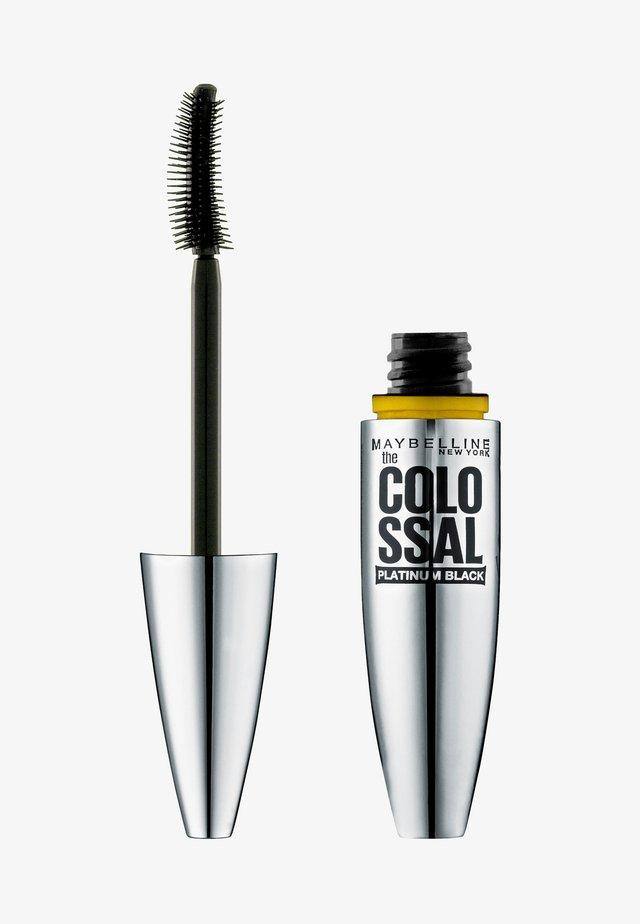 VOLUM' EXPRESS THE COLOSSAL PLATINUM MASCARA - Mascara - 01 black