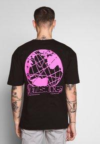 Revival Tee - TENSIONS - Print T-shirt - black - 2