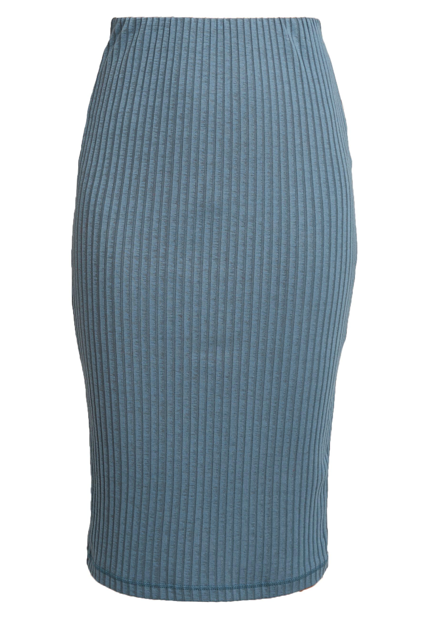 Samsøe Samsøe ADA SKIRT - Jupe crayon - blue mirage