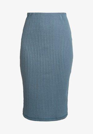 ADA SKIRT - Pencil skirt - blue mirage