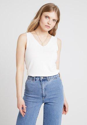 TANK - Topper - off white