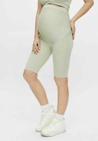 MAMALICIOUS - Shorts - desert sage - 0