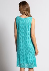 GINA LAURA - Jerseyklänning - pastellgrün - 1