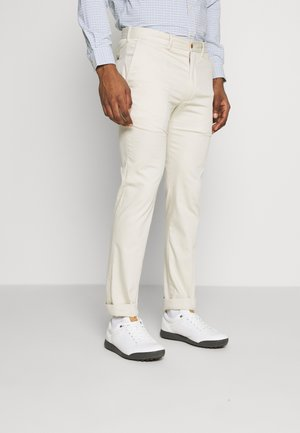 GOLF PANT ATHLETIC - Kalhoty - basic sand