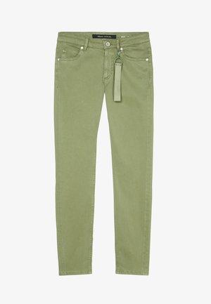 LULEA - Slim fit jeans - dried sage