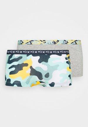ATTRAKTIV HIPSTER 2 PACK - Pants - grey
