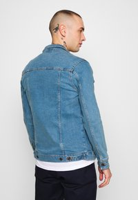 Denim Project - KASH JACKET - Giacca di jeans - blue - 2