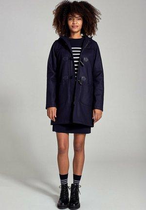 CONCARNEAU - DUFFLE-COAT - MANTEAU CLASSIQUE - Classic coat - rich navy