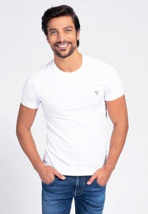 CORE TEE - Basic T-shirt - weiß