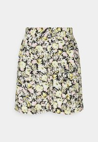 Gina Tricot - EXCLUSIVE AYDEN - Shorts - black/multicoloured - 3