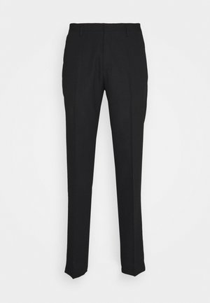 THODD - Suit trousers - black