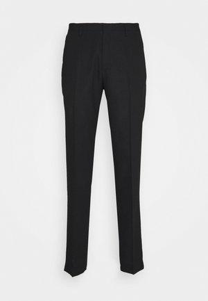 THODD - Spodnie garniturowe - black