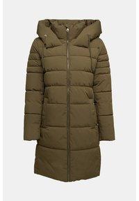 Esprit - Winter coat - khaki green - 16