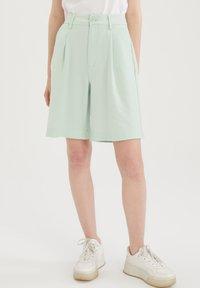 DeFacto - Shorts - turquoise - 0