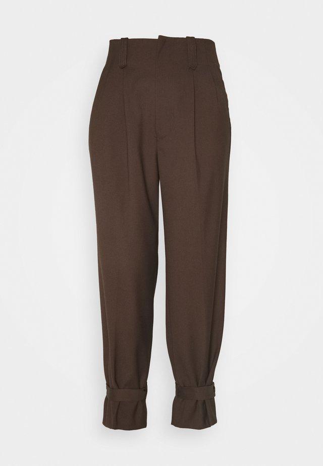 AIDA - Trousers - choc