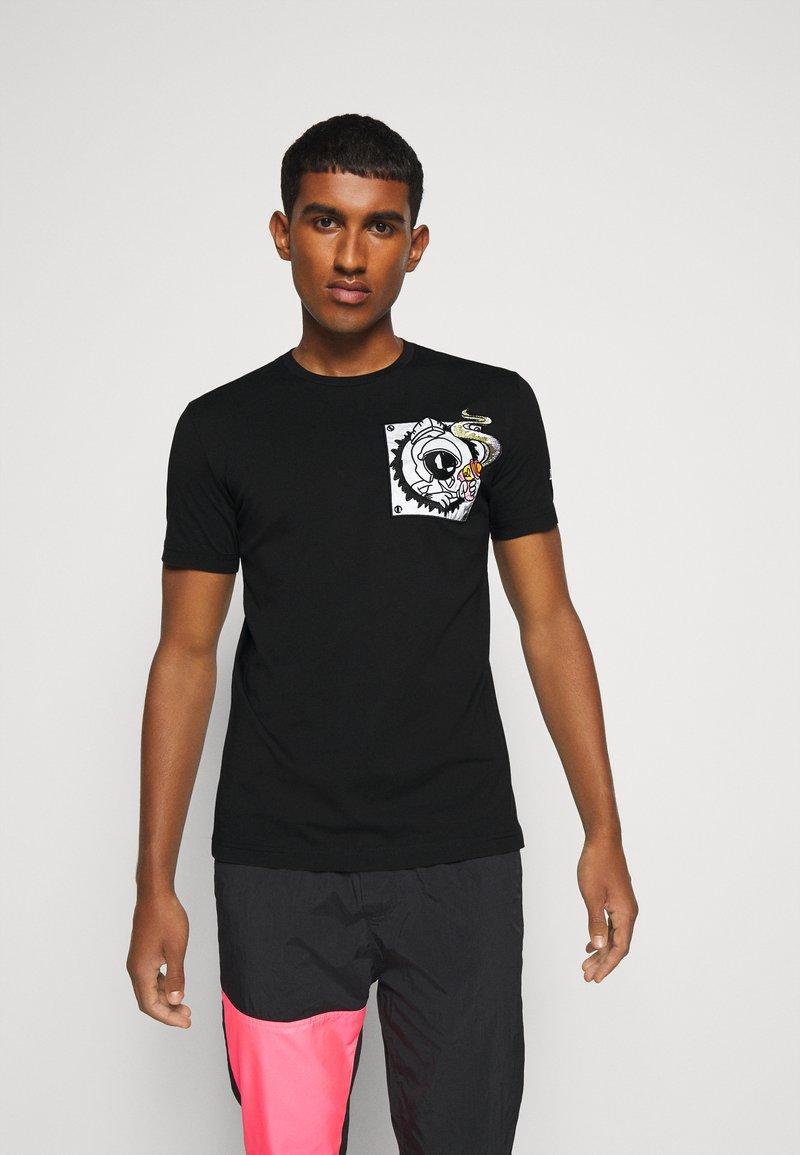 Iceberg - FUTURE - Print T-shirt - nero