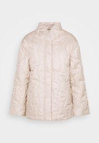 Lindex - COAT ANNA - Klasyczny płaszcz - light beige - 0