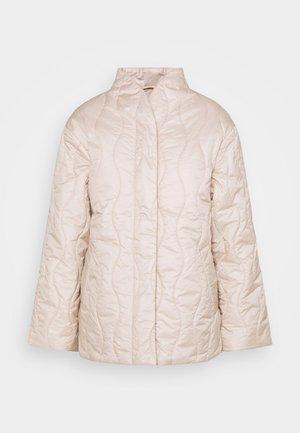 COAT ANNA - Classic coat - light beige