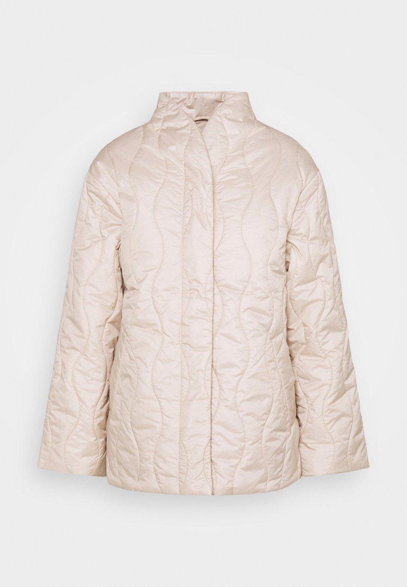 Lindex - COAT ANNA - Klasyczny płaszcz - light beige