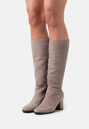 Boots - grey